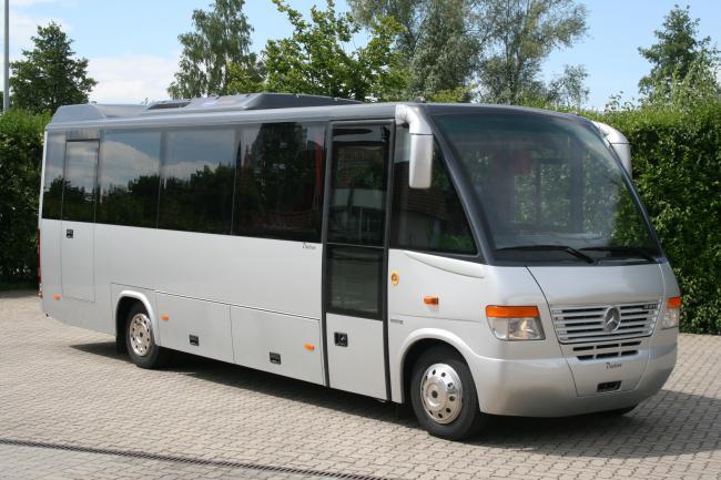 Neufahrzeuge Midibus Neu Definiert